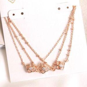 Kendra Scott Multi-strand Bracelet